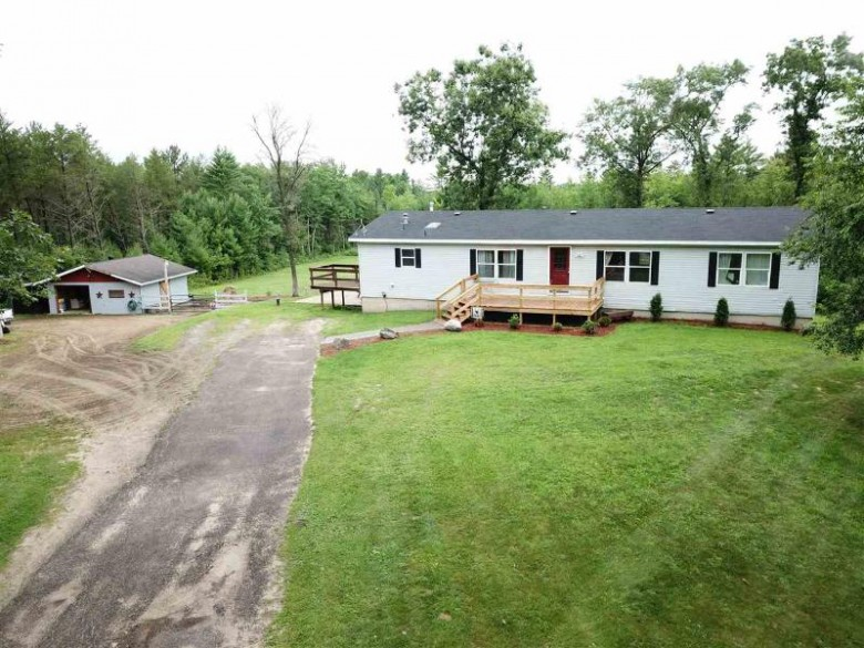 21020 Aspen Ave, Warrens, WI by Vip Realty $179,900