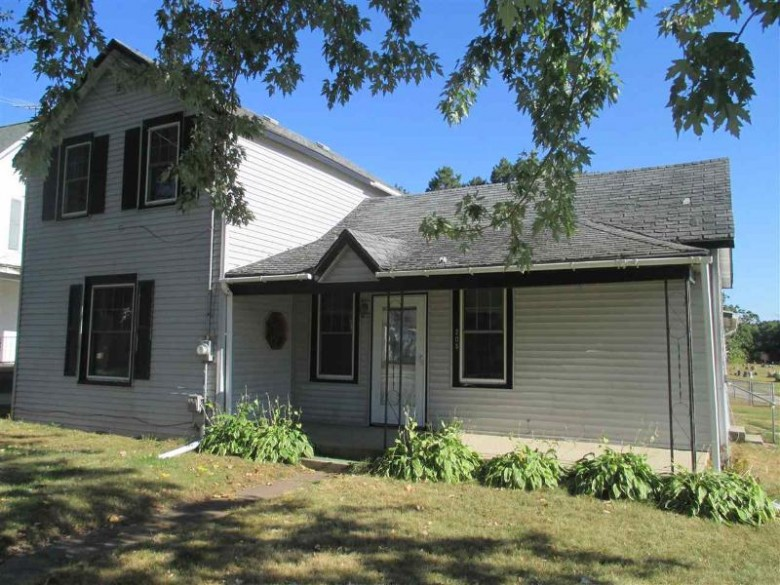 205 Underwood Ave, Montello, WI by First Weber Real Estate $69,900