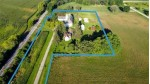1151 Berlin Rd Marshall, WI 53559 by First Weber Real Estate $200,000