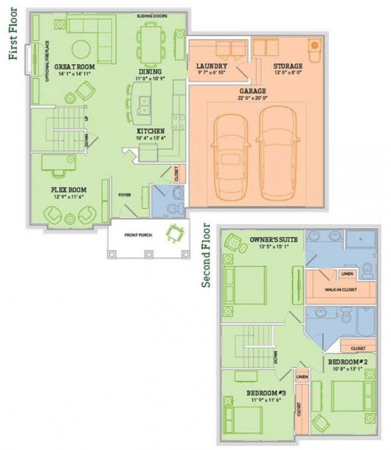 10328 Sister Oak Dr Verona, WI 53593 by Stark Company, Realtors $445,636