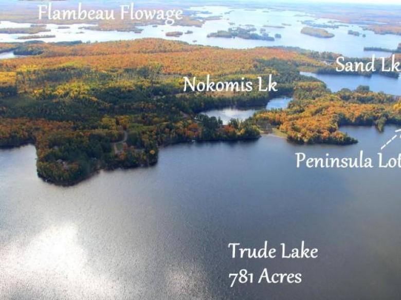 LOT 403 Camp Nokomis Rd, Mercer, WI by First Weber Real Estate $113,000