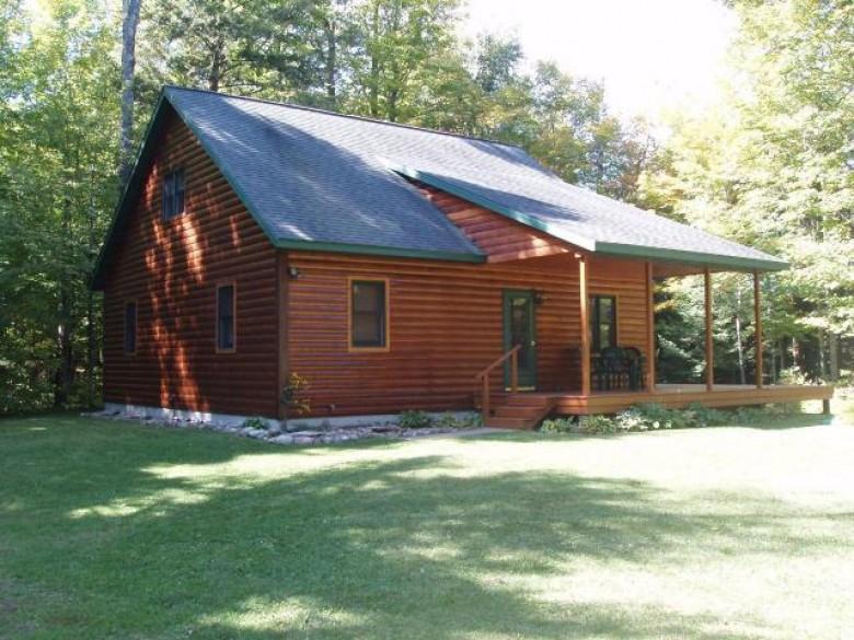 3910W Peninsula Rd, Sherman, WI by Birchland Realty, Inc - Park Falls $309,000