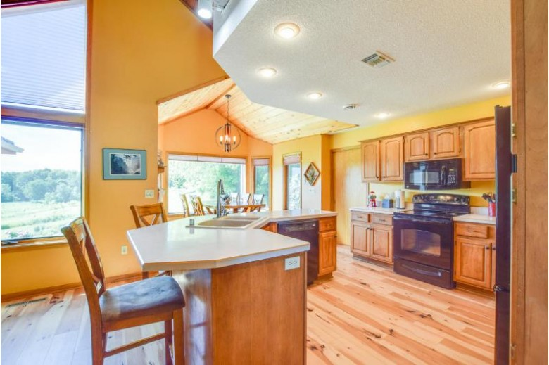 W3909 Hull Rd Horicon, WI 53032-9761 by First Weber Real Estate $565,000