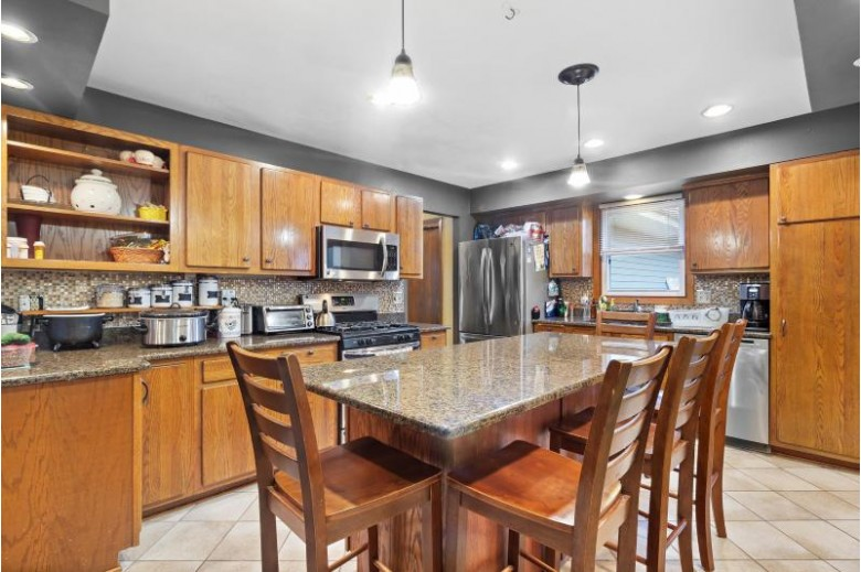 2121 Neptune Cir Racine, WI 53404-1965 by First Weber Real Estate $197,500