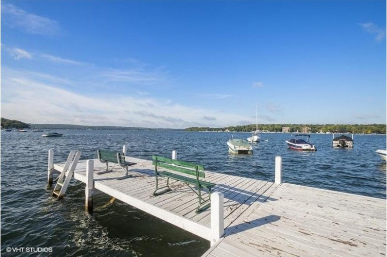 563 Glenview Rd, Williams Bay, WI by @properties $595,000
