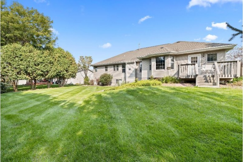124 Erin Ct, West Bend, WI by Leitner Properties $319,900