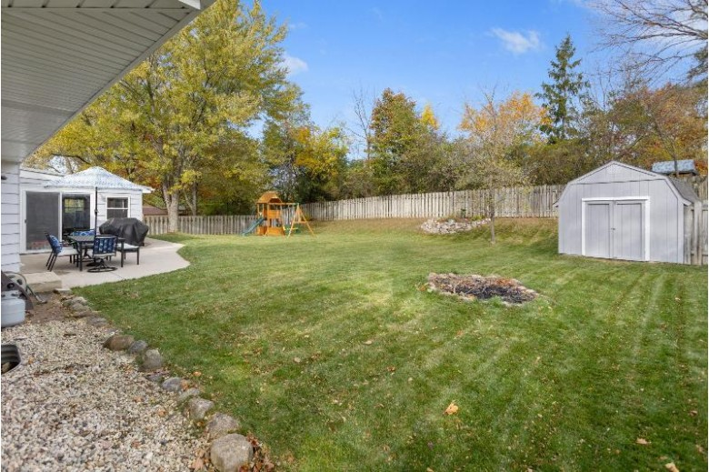 S77W17394 St Leonards Dr, Muskego, WI by Badger Realty Team-Cottage Grove $299,900