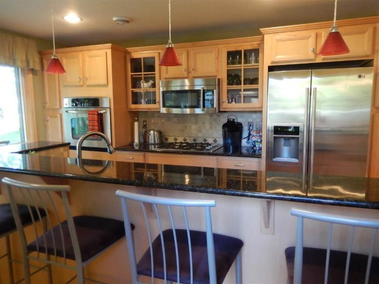 N8461 Lakeshore Drive Fond Du Lac, WI 54937 by First Weber Real Estate $329,900