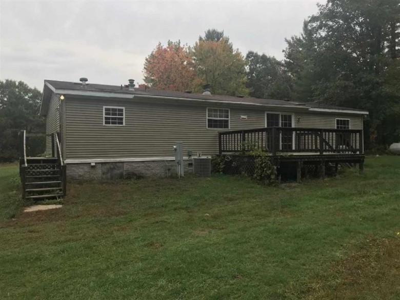N3254 Mountain Shadows Lane Wautoma, WI 54982 by Coldwell Banker Real Estate Group $139,000