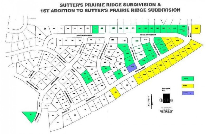 1813 Eggum Rd Mount Horeb, WI 53572 by Stark Company, Realtors $79,900