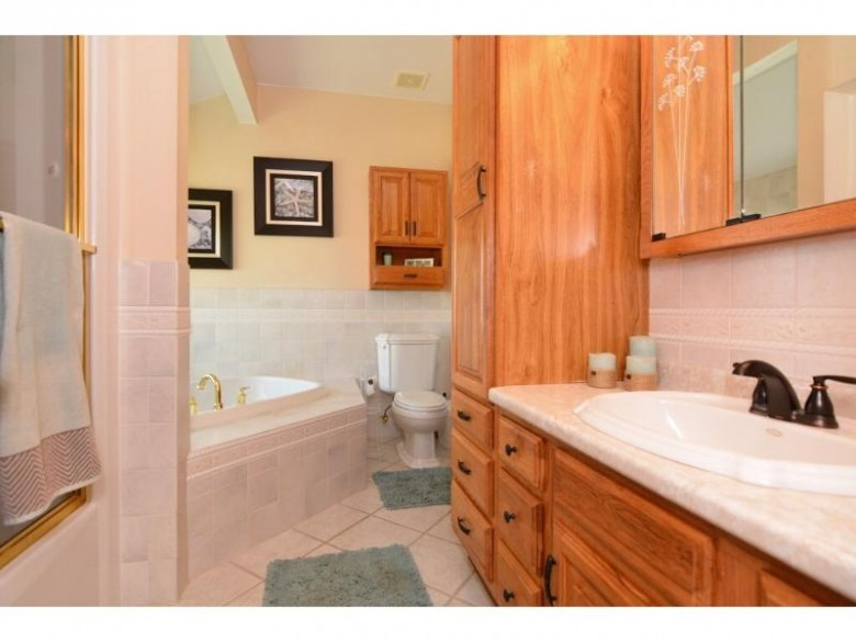 107 Lazy Lake Dr Fall River, WI 53932 by Madcityhomes.com $325,000