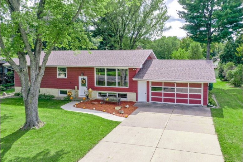 1211 Hillcrest Rd Black Earth, WI 53515 by First Weber Real Estate $284,900