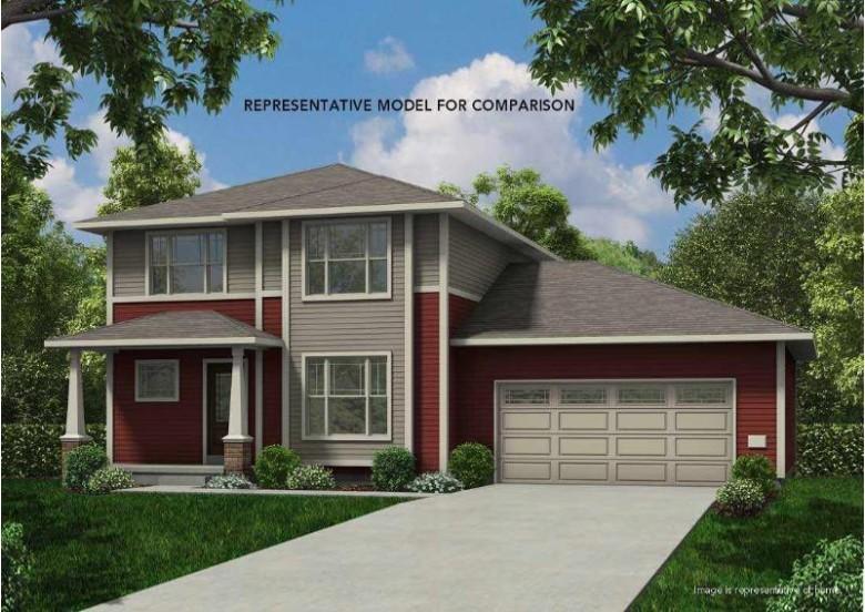 433 Lush Woods Tr Verona, WI 53593 by Stark Company, Realtors $446,307