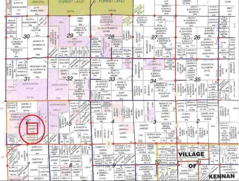 W11886 Highway 8, Hawkins, WI by Dixon Greiner Realty, Llc $135,000