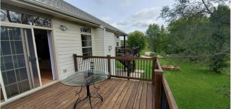 1909 Creekside Pl West Bend, WI 53095 by Coldwell Banker Realty $349,000