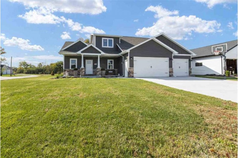 2543 Wallace Avenue Neenah, WI 54956-2422 by Coldwell Banker Real Estate Group $399,900