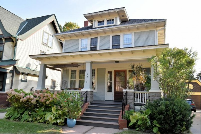 1715 College Ave, Racine, WI by Becker Stong Real Estate Group, Inc. $249,900