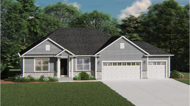 217 Countryside Dr Slinger, WI 53086 by Harbor Homes Inc $374,900