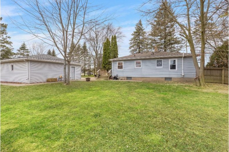 4305 6 Mile Rd Racine, WI 53402-9621 by Re/Max Realty 100 $199,900
