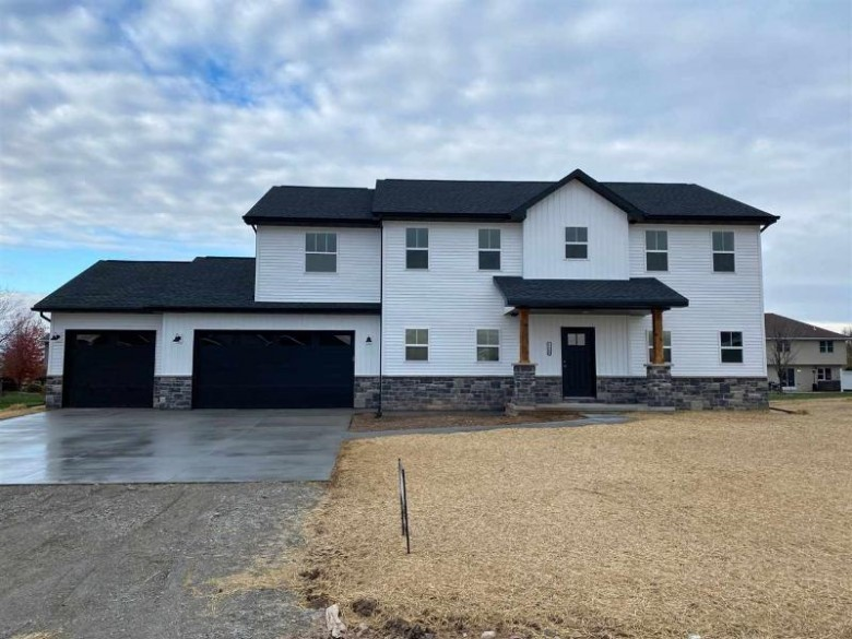 W5568 Hoelzel Way Appleton, WI 54915 by Coldwell Banker Real Estate Group $439,900