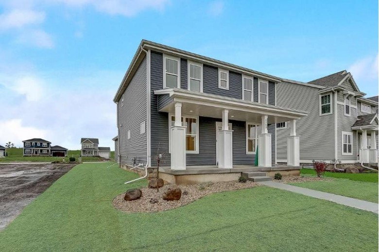 2789 Frisee Dr Fitchburg, WI 53711 by Tim O'Brien Homes Inc-Hcb $424,900