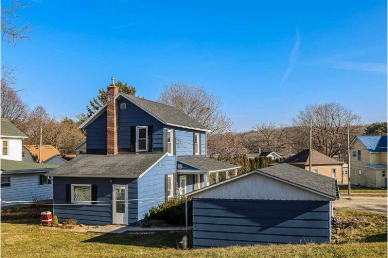 504 Doty St, Edgerton, WI by Spencer Real Estate Group $165,000