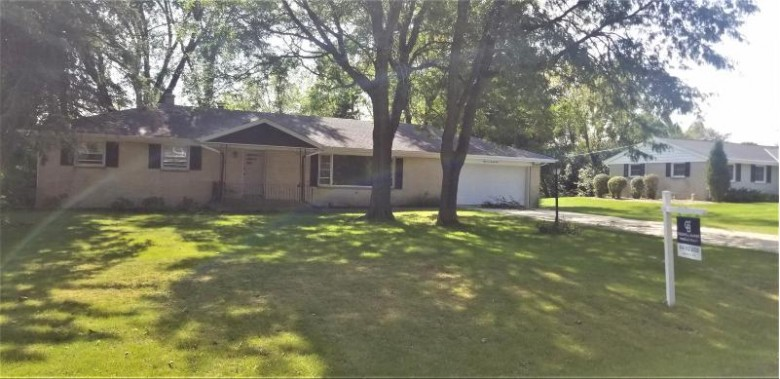 5125 Cortland Ave Mount Pleasant, WI 53406 by Coldwell Banker Homesale Realty - Franklin $280,000