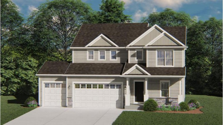 2385 River Bend Rd, Grafton, WI by Harbor Homes Inc $422,900