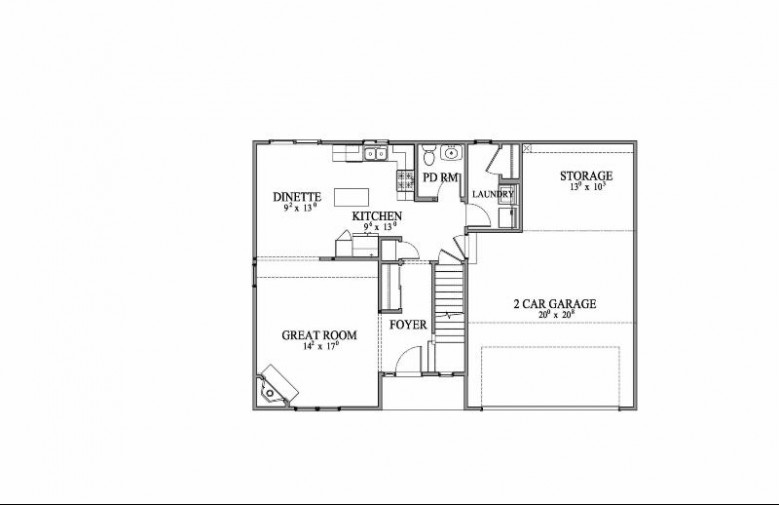 309 Arbor Point Ave, West Bend, WI by Jbj Companies, Inc $354,900