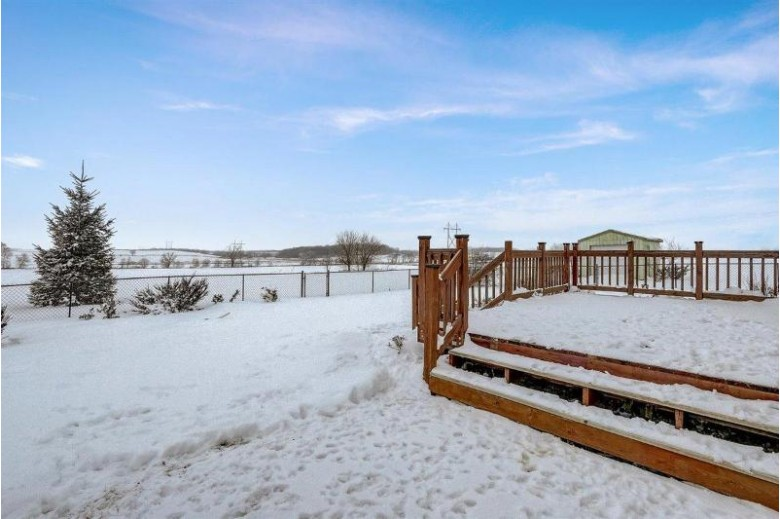 N4655 County Road G Lake Mills, WI 53551 by Re/Max Shine $399,900
