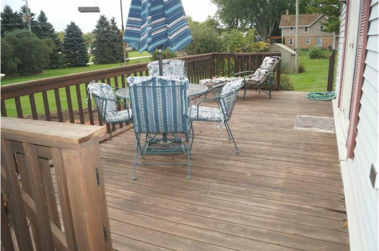 266 S Mill Street Hustisford, WI 53034-9604 by OK Realty $279,900