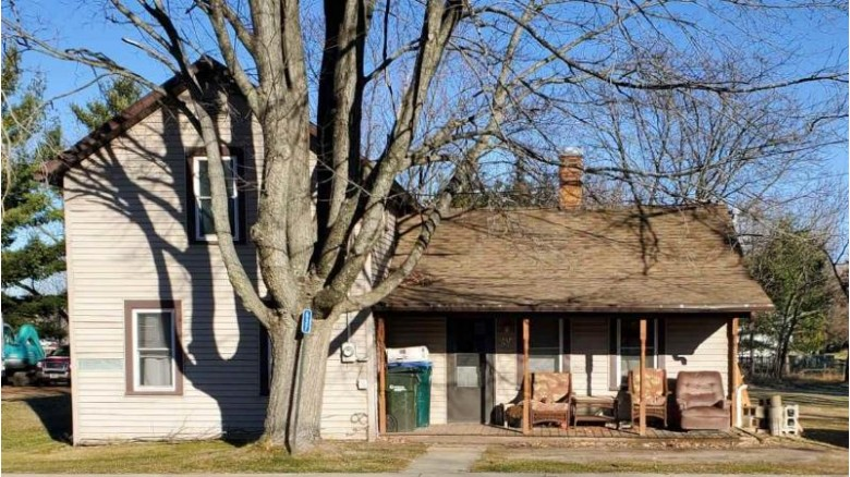 637 Maple Avenue Wild Rose, WI 54984 by Coldwell Banker Real Estate Group $49,900
