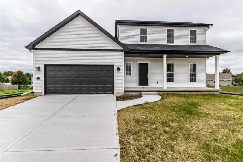 844 Goldfinch Ln Marshall, WI 53559 by First Weber Real Estate $299,900