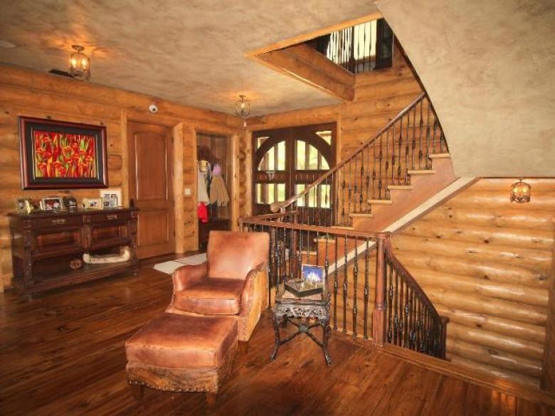9811 Sylvan Shore Dr Hazelhurst, WI 54548 by First Weber Real Estate $1,799,000