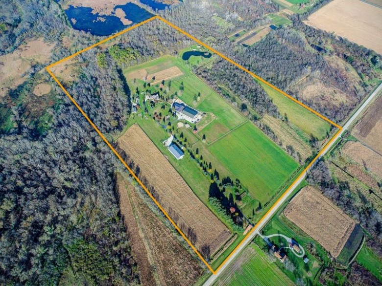 W8744 County Road Q Watertown, WI 53098-3752 by First Weber Real Estate $1,500,000