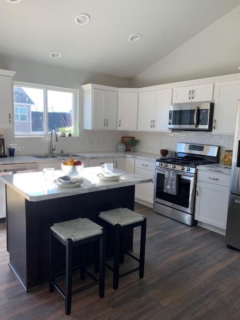 987 Griffin Way, DeForest, WI by Tim O'Brien Homes Inc-Hcb $374,900