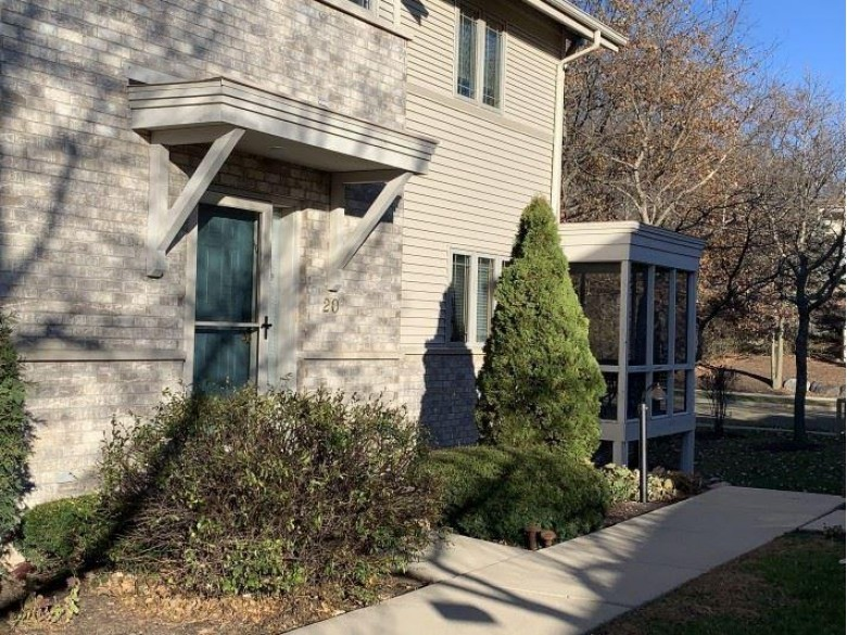 20 Wood Brook Way, Fitchburg, WI by The Mcgrady Group, Llc $352,500