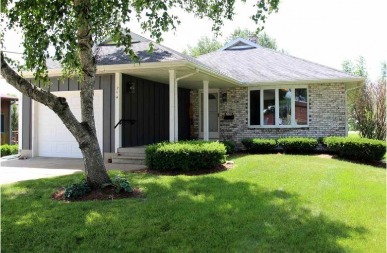 214 W Lake St Lake Mills, WI 53551 by Re/Max Community Realty $320,000
