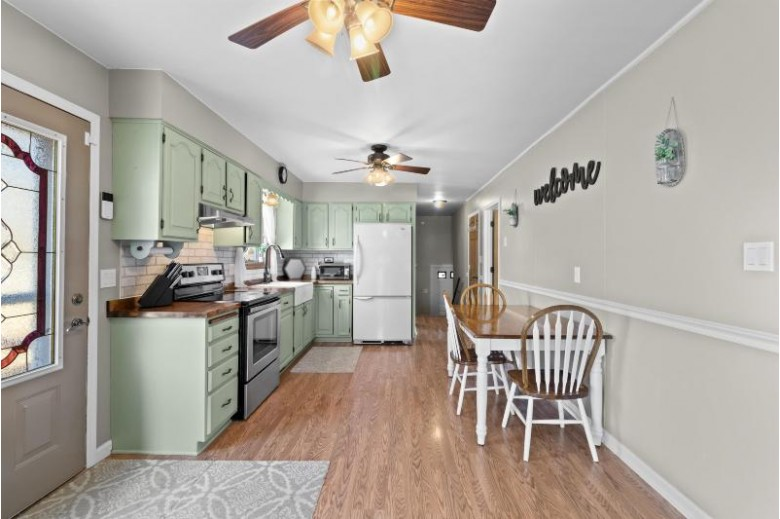 16801 Spring St Union Grove, WI 53182 by Premier Point Realty Llc $270,000