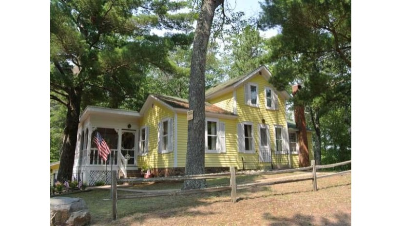 8255 Northern Rd Minocqua, WI 54548 by Redman Realty Group, Llc $210,000