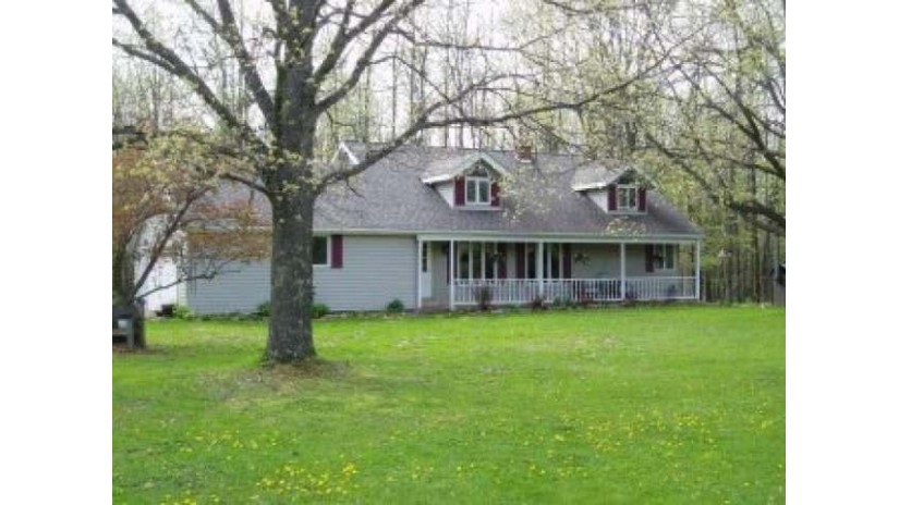 N4841 Fairview Rd Kennan, WI 54537 by Birchland Realty, Inc. - Phillips $199,900