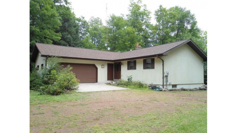 3942 Stone Lake Rd Sherman, WI 54552 by Coldwell Banker Mulleady - Mnq $219,000