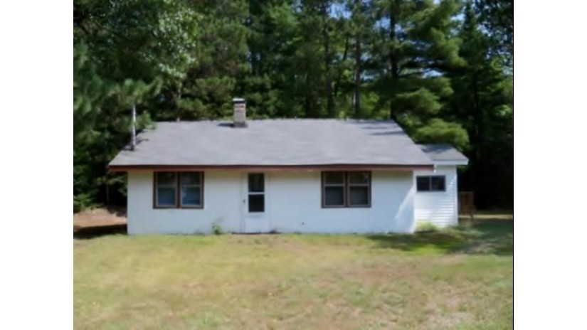 5641 Cth D Newbold, WI 54539 by Eliason Realty Of St Germain $60,000