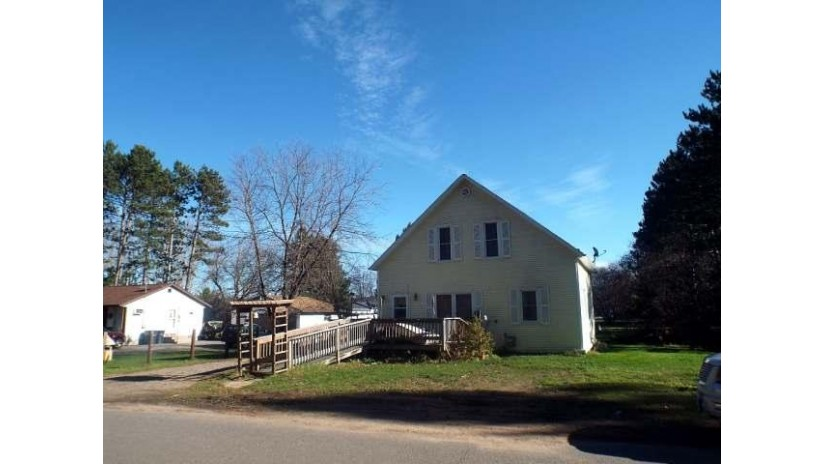 606 N Park Ave Crandon, WI 54520 by Century 21 Northwoods Team Inc $23,900