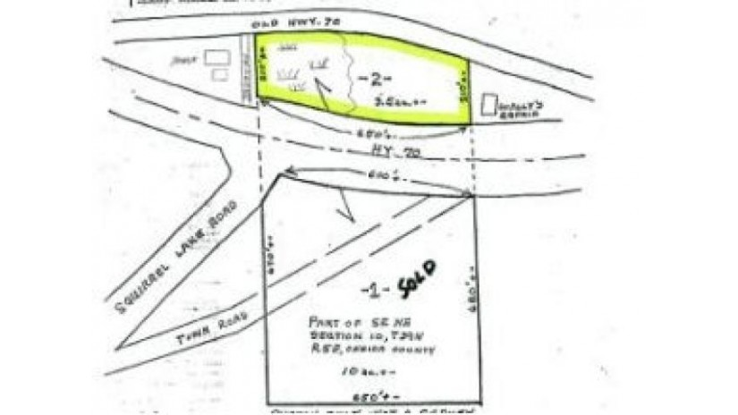 Lot 2 Shoreview Dr Minocqua, WI 54548 by Coldwell Banker Mulleady - Mnq $15,900