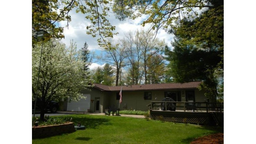 6457 Pigeon Rd Lake Tomahawk, WI 54539 by Redman Realty Group, Llc $289,500