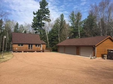 8791 Squaw Lake Rd W, Minocqua, WI 54548