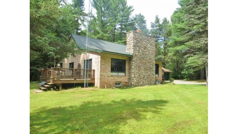 8041 Two Lakes Rd Lake Tomahawk, WI 54539 by Redman Realty Group, Llc $224,900
