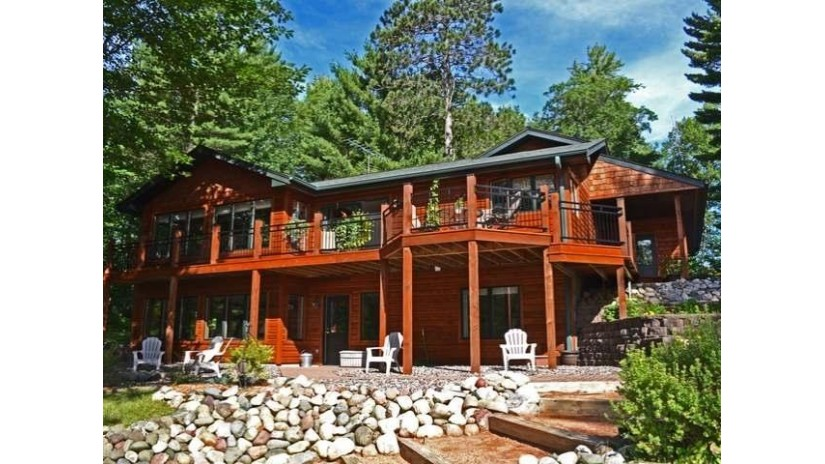 10631 Hwy 70 Minocqua, WI 54548 by Redman Realty Group, Llc $419,000