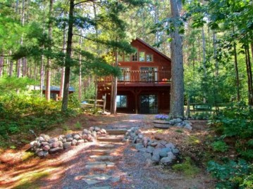 8681 Hill Lake Dr, Minocqua, WI 54548